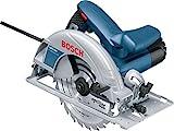 Bosch Professional Handkreissäge GKS 190 (1400 Watt, Kreissägeblatt:...