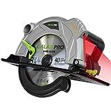 Handkreissäge, GALAX PRO Professional Kreissäge 2000W 5000RPM mit...